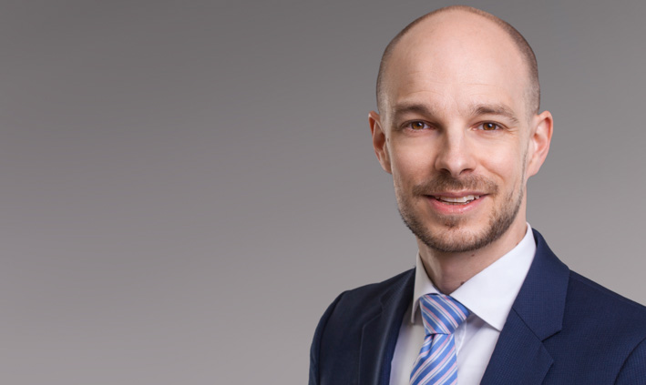 CINTELLIC Mitarbeiter Stephan Klöckner
