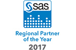 SAS Partner of the Year 2017 Badge
