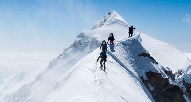 Bergwelt Banner