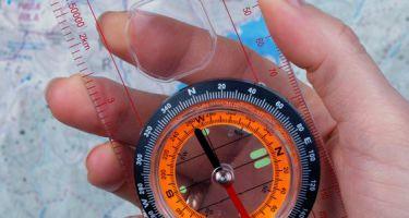 Bergwelt Kompass