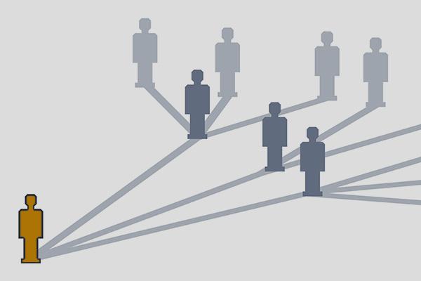 Symbolbild Aufbau einer Smart Data Organisation