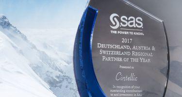 Auszeichnung Technologiekompetenz SAS