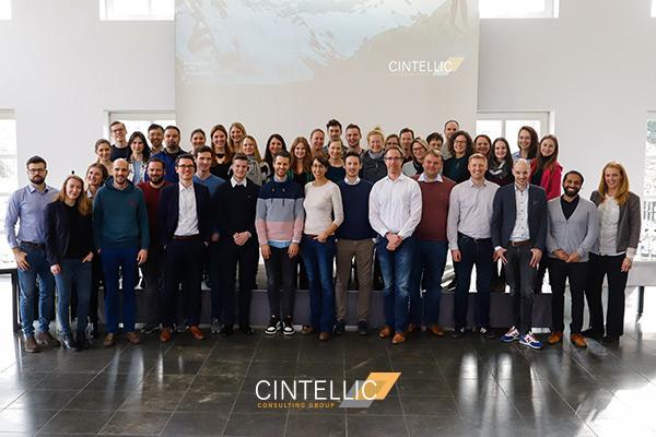 Cintellic Gruppenfoto 2019