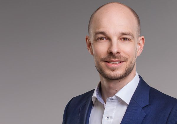 CINTELLIC Geschäftsführer Stephan Kloeckner