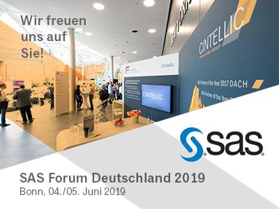 SAS Forum Deutschland 2019