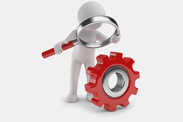 Symbolhafte Darstellung von Data Quality Management
