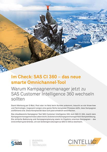 Im Check: SAS CI 360