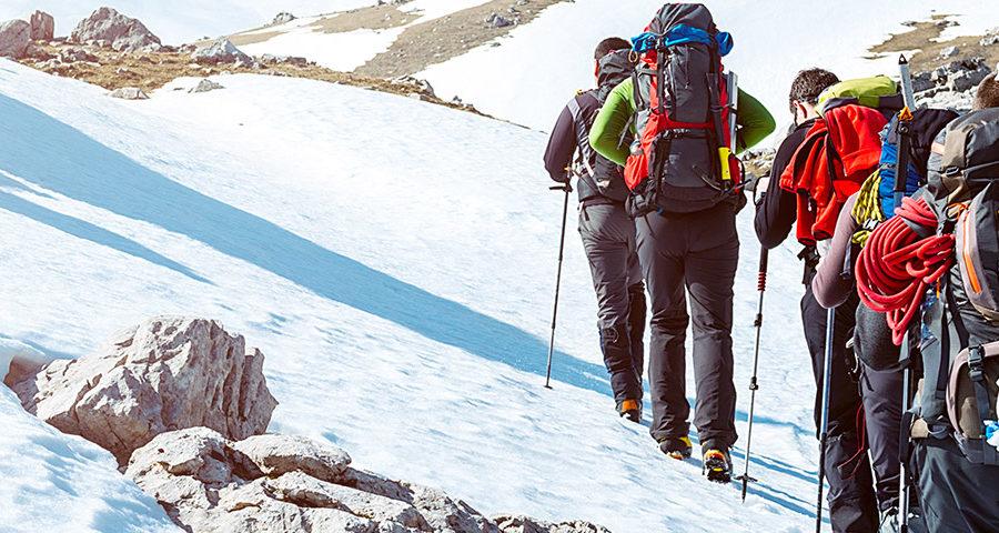 Bergwelt Teamwanderung