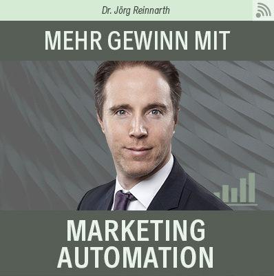 Titelbild des Podcasts Mehr Gewinn mit Marketing Automation